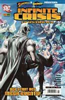 Cover von Infinite Crisis - Countdown (bei Panini erschienen)