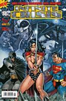 Cover des ersten Infinite Crisis-Hefts (bei Panini erschienen)