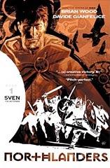 Cover Northlanders - Sven The Returned