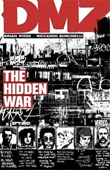 Cover DMZ 5 - Hidden War