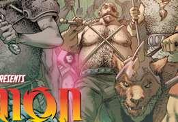 Demon Knights #1, Seite 8