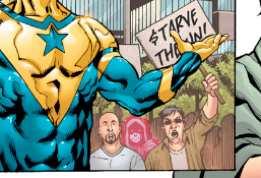 Justice League International #1, Seite 9