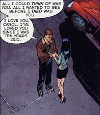 Hal Jordan und Carol Ferris