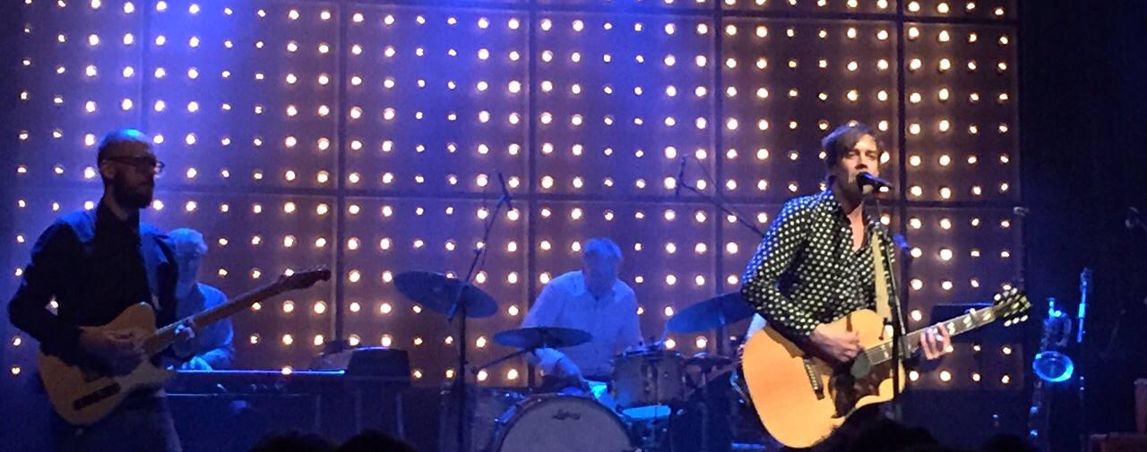 Niels Frevert live im Mojo-Club